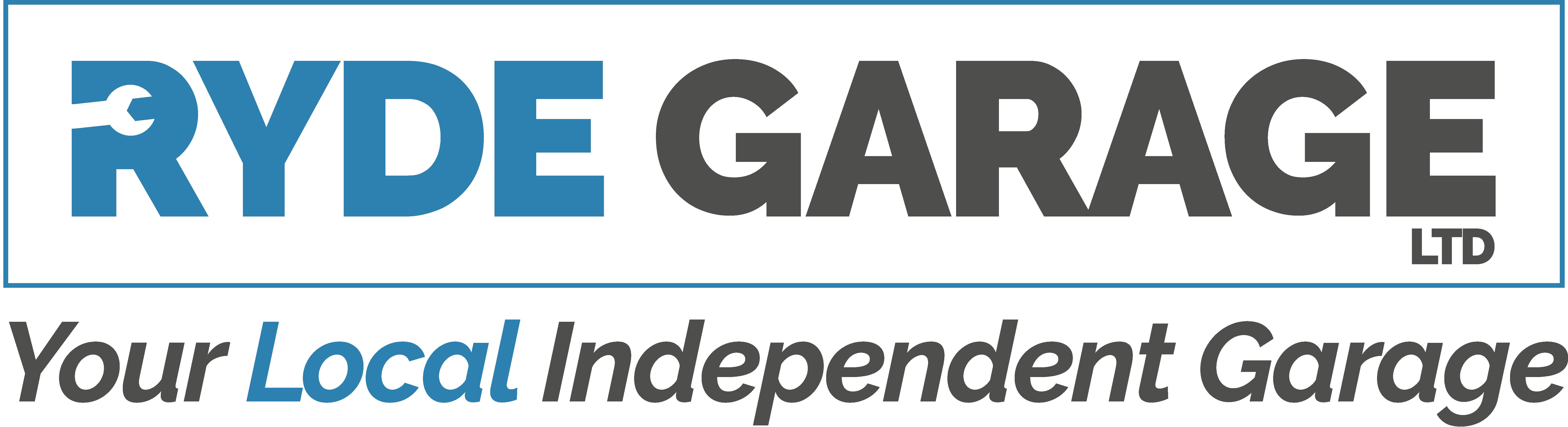Ryde Garage Logo